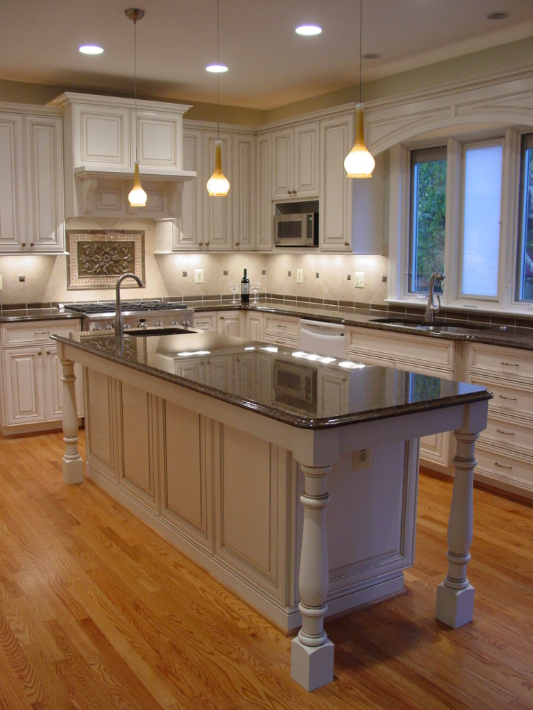 Kitchen remodel springfield va custom cabinets for for Trends kitchens and bathrooms