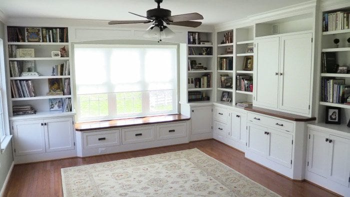 Cabinet Discounters An Older Builder Grade Kitchen Is