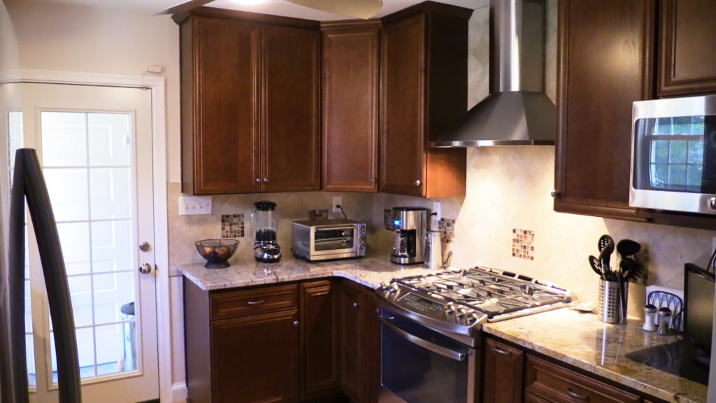 Washington Dc Kitchen Remodel Kitchen Cabinets