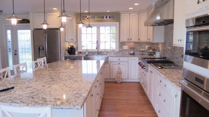 Mayo MD Kitchen Remodel Project Annapolis Cabinets - Kitchen remodeling annapolis md
