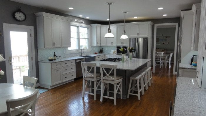 Annapolis Kitchen Remodeling Project