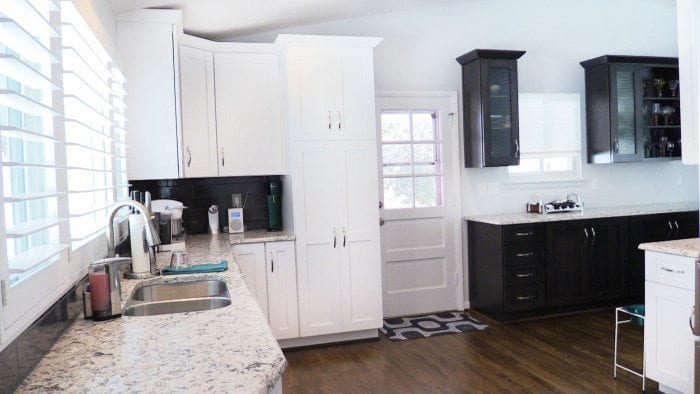 After Kitchen Remodel By Cabinet Discounters