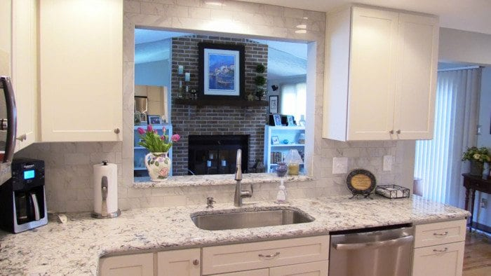 Kitchen Remodeling Project in Columbia MD | Kitchen Cabinets