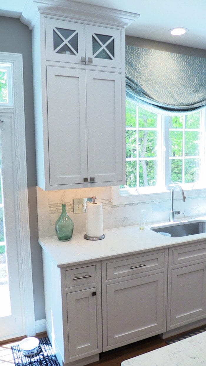 White Kitchen | Annapolis Kitchen Remodel | Cabinets MD