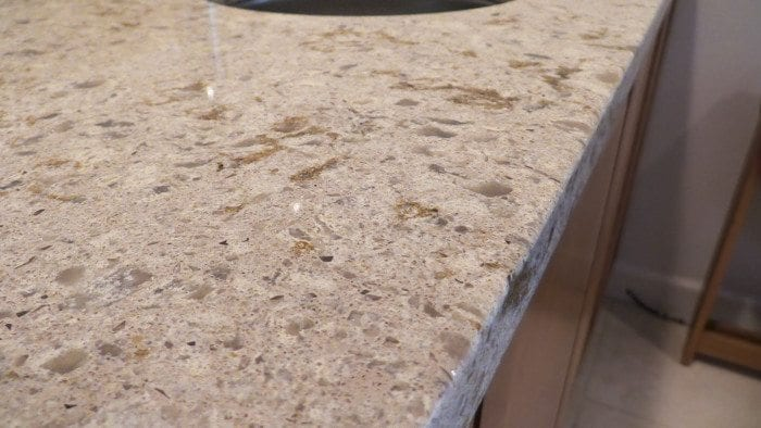 Dark Quartz Countertop