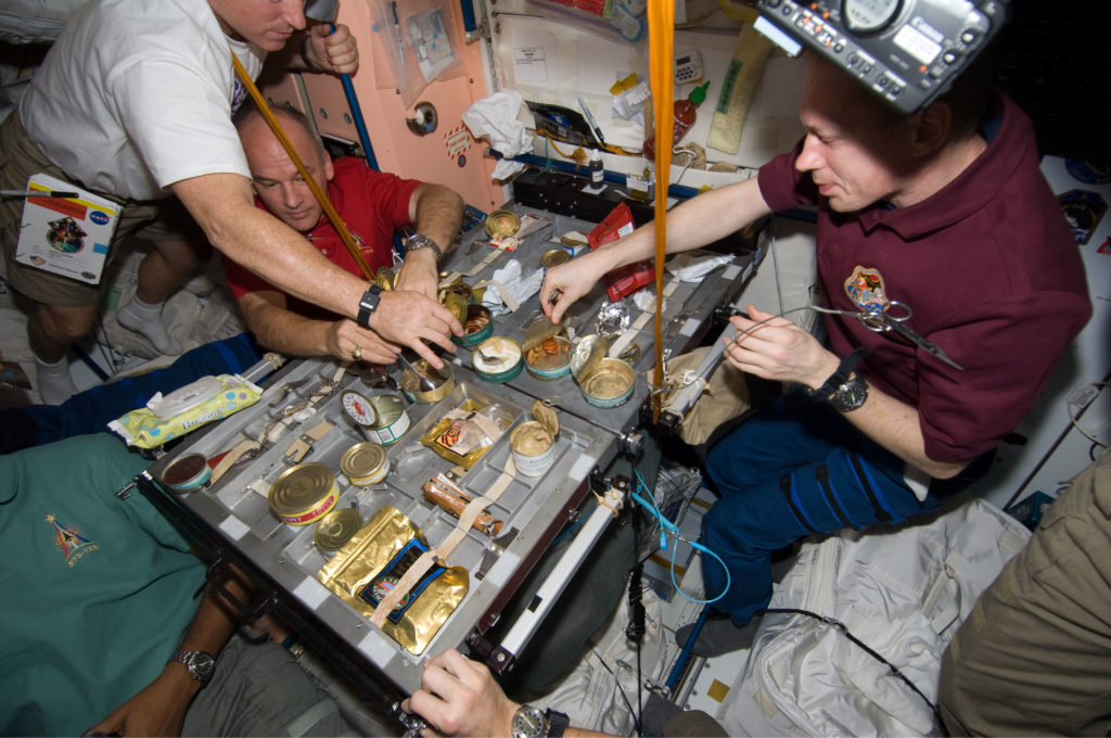 Cabinet Discounters To Remodel International Space Station