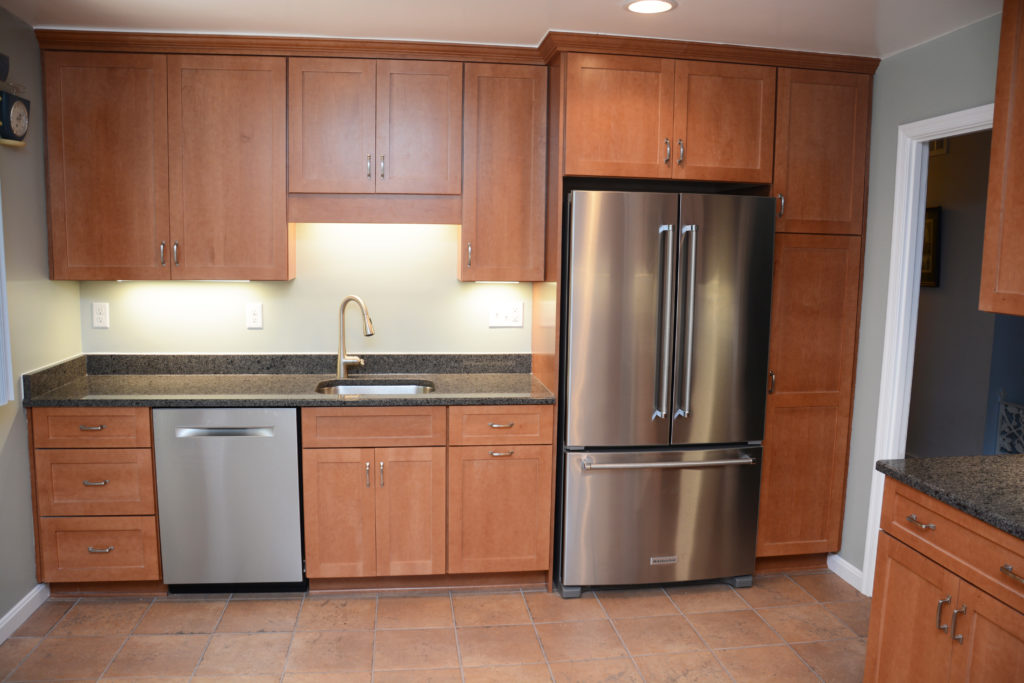 Kitchen cabinets fort washington md for Küchendiscounter