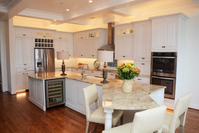 kitchen remodel in Middle River MD