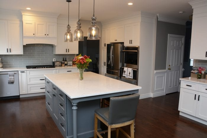 kitchen remodel in centreville va