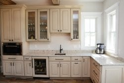 kitchen remodel in cockeysville md