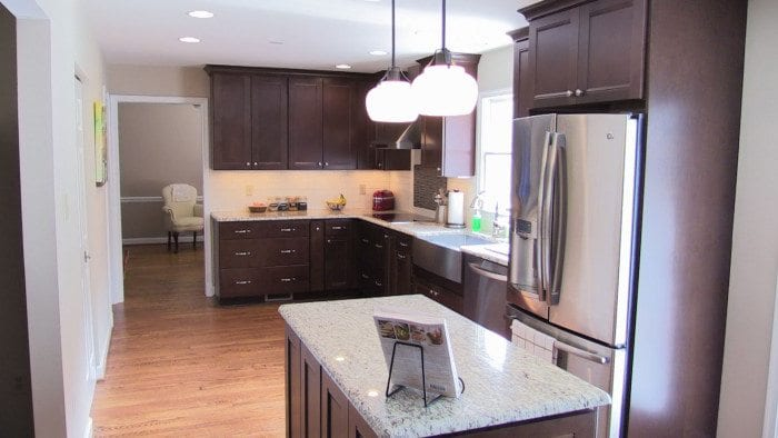 Brookeville MD Kitchen Remodel