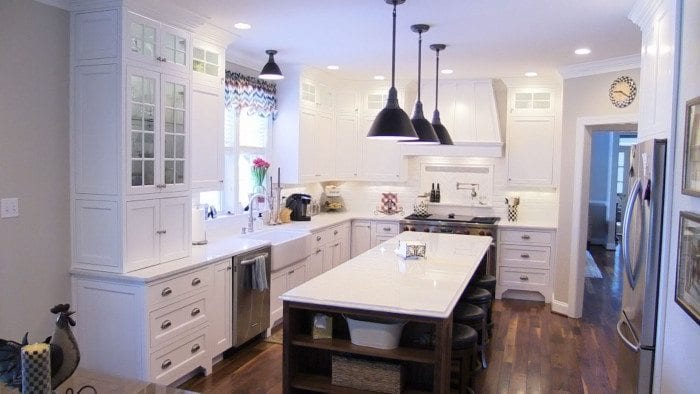 Mt Airy MD Kitchen Remodel