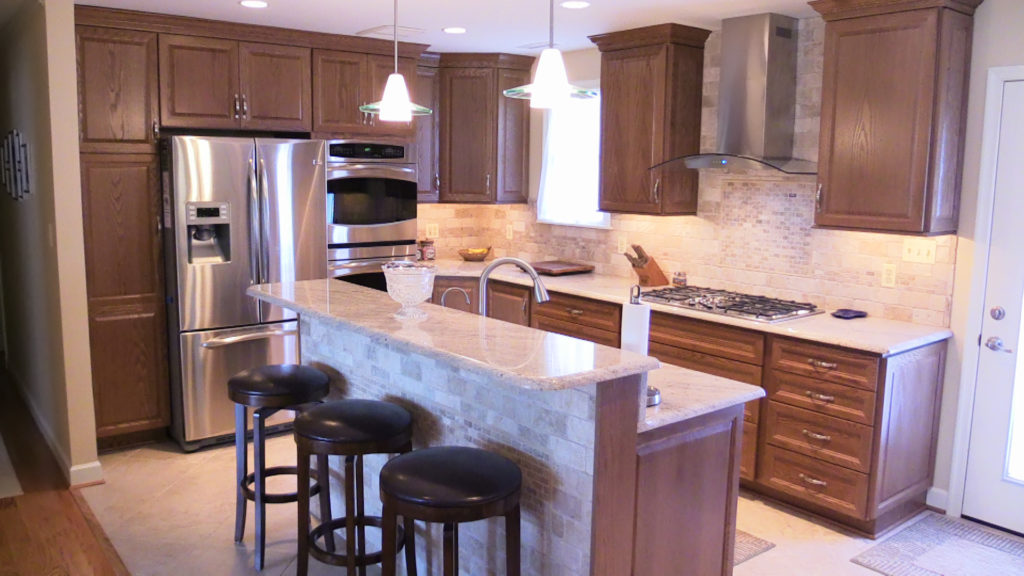 Kitchen Remodel In Mount Airy Cabinet Discounters