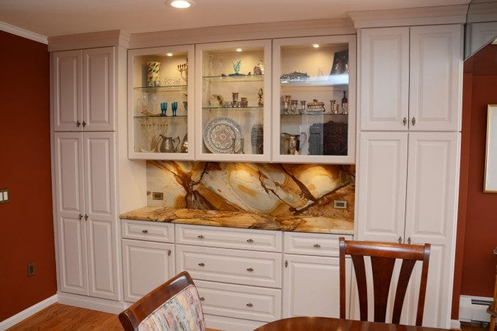 Kitchen Cabinets Silver Spring Md, Wall Cabinets In Dining Room