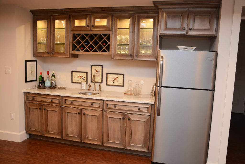 ... Recommended Your Company And Then I Chose Cabinet Discounters Because  Of The Beautiful Cabinets That I Found. We Were Finishing An Unfinished  Basement ...