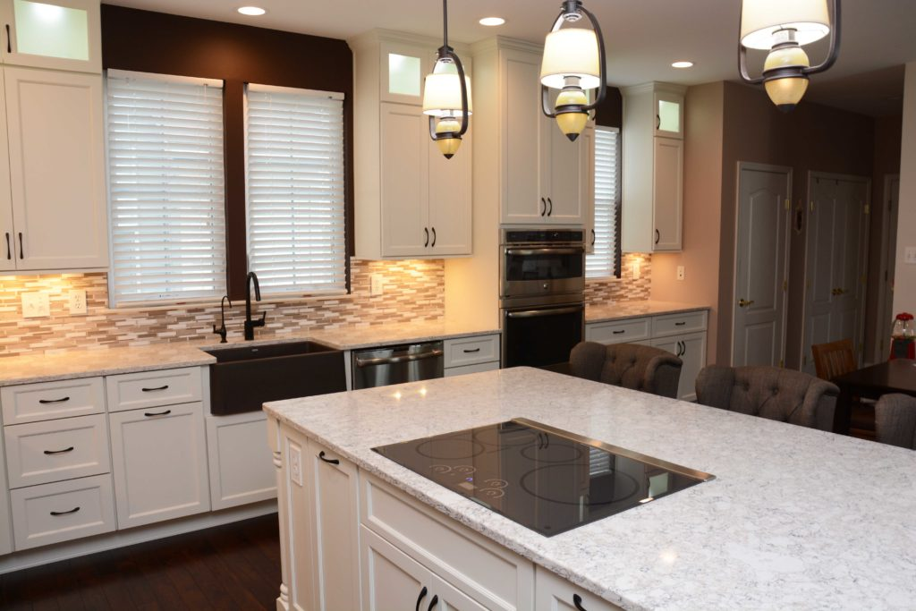 Awesome U201cOur Kitchen Was The Basic Model When We Built The House In 2004. It Was  Looking Dated And Was In Need Of Refreshing.