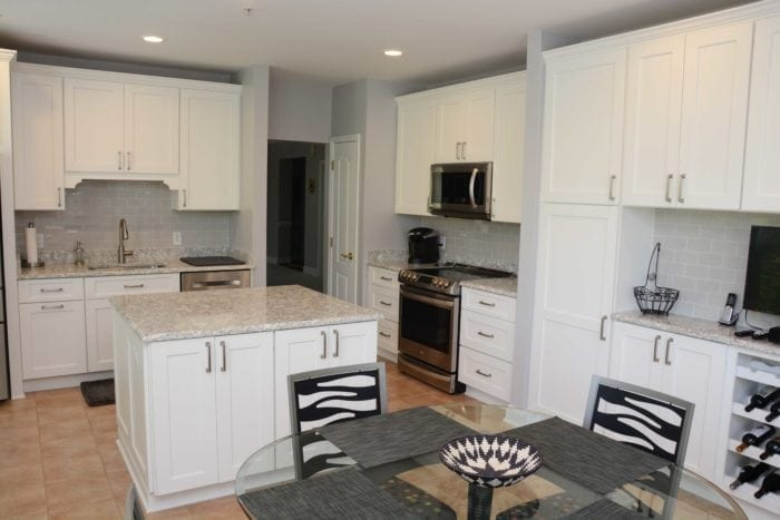 kitchen remodel in Rockville MD