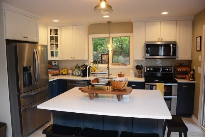Kitchen Remodel in Edgewater MD