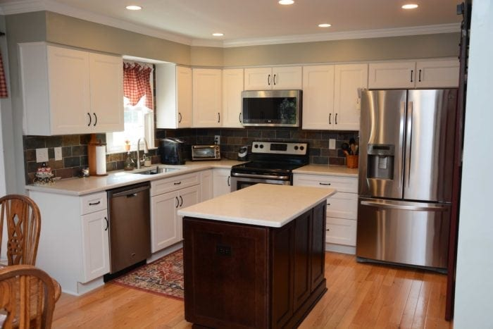 kitchen remodel in mt airy md