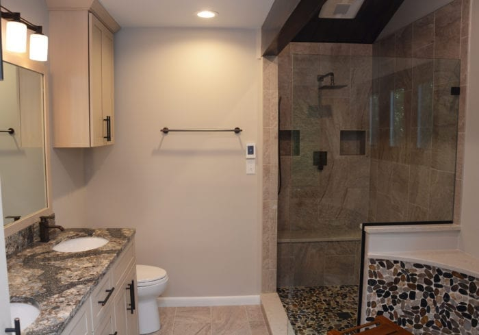 bathroom remodel in gaithersburg md