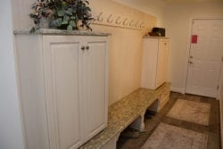 mud room remodel in crownsville md