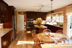 kitchen remodel in davidsonville md