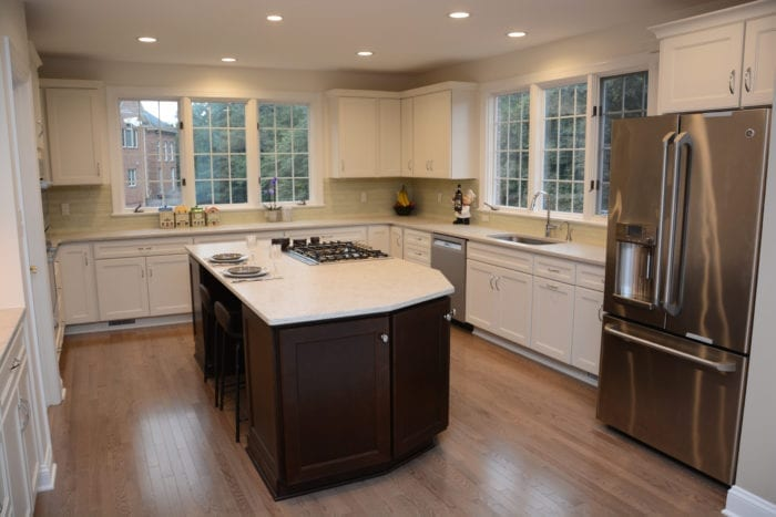 kitchen remodel in great falls va