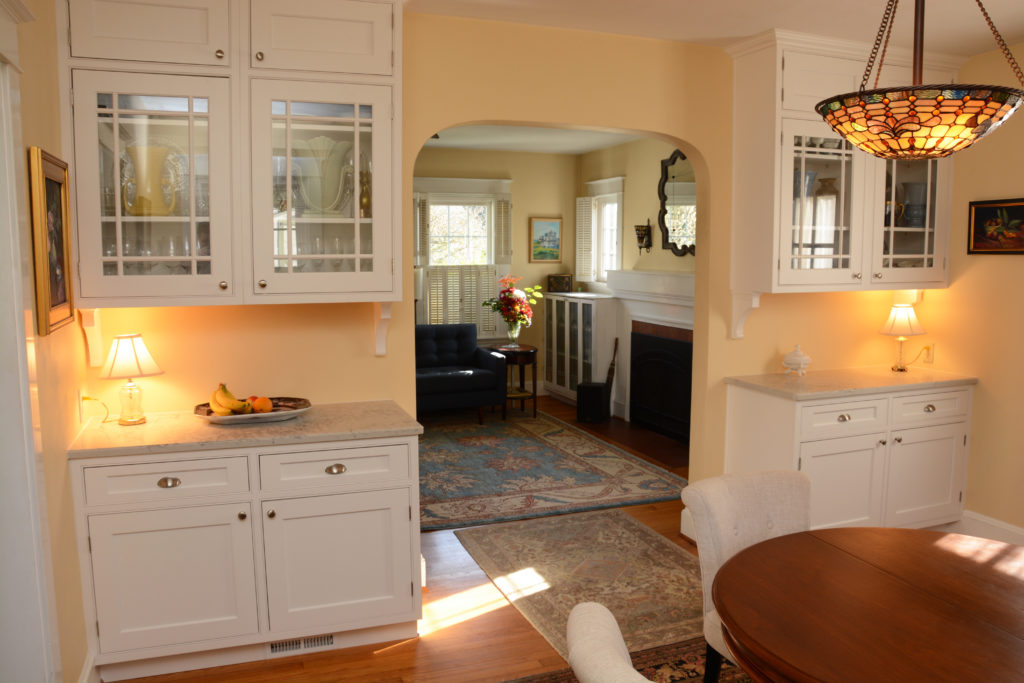 A Kitchen With Vintage Character: Kitchen Cabinets