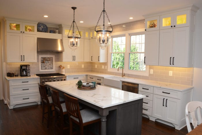 kitchen remodel brookeville md