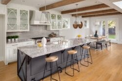polished kitchen countertops in Annapolis Maryland